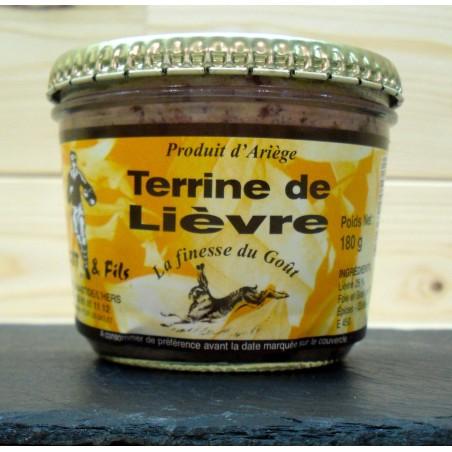 TERRINE DE LIEVRE