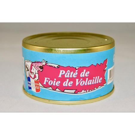 PATE DE FOIE DE VOLAILLE