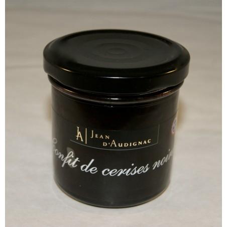 CONFIT DE CERISES NOIRES