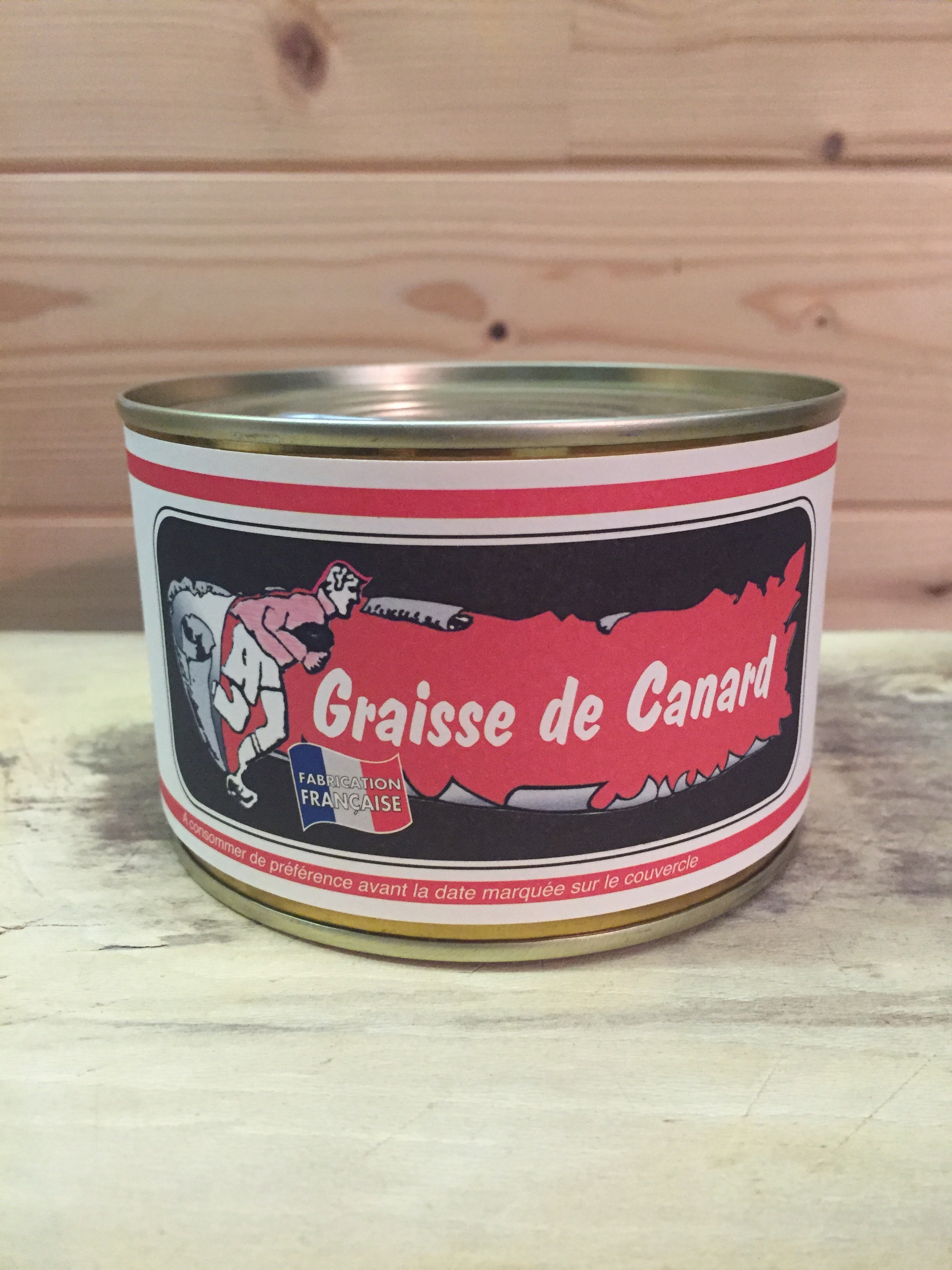 GRAISSE DE CANARD 380g