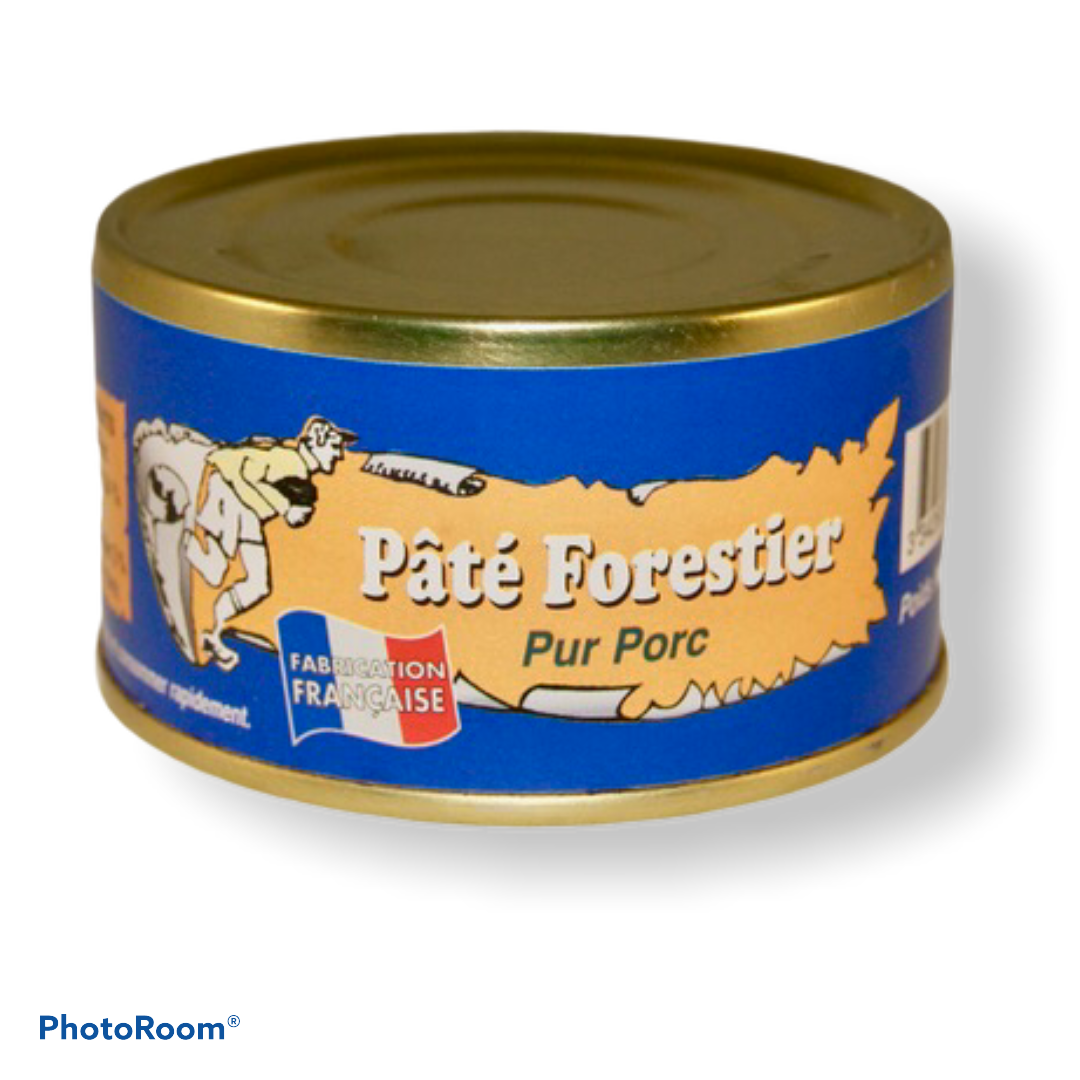 PATE FORESTIER 120g