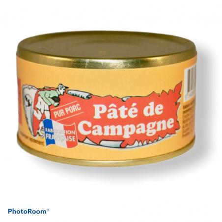 PATE DE CAMPAGNE 120g