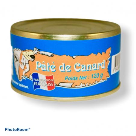 PATE DE CANARD