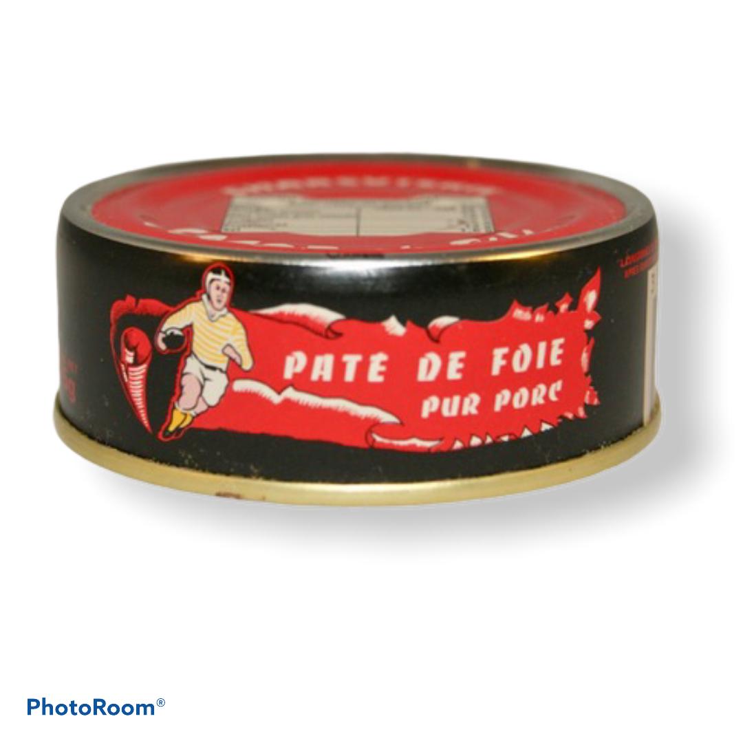 PATE DE FOIE PUR PORC