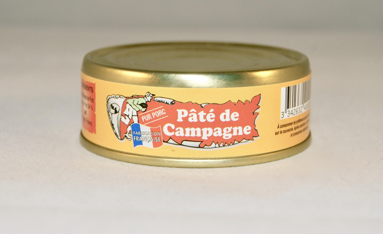 PATE DE CAMPAGNE
