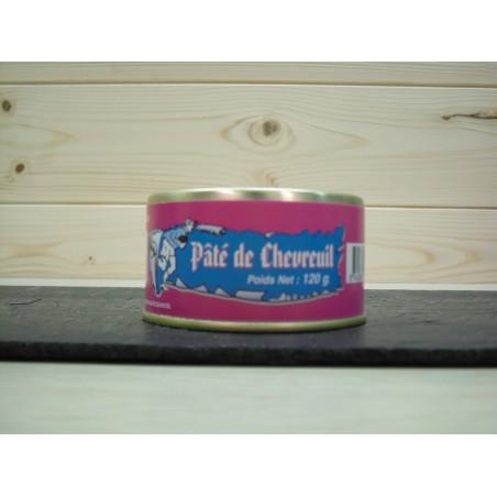 PATE DE CHEVREUIL